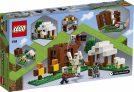 Lego Minecraft 21159 – Cuộc phiêu liu giải cứu Iron golem