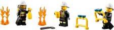 Đồ Chơi Lego City Fire Engine 60112- Đầu máy cứu hỏa