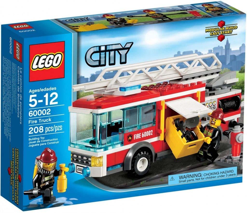 Đồ Chơi Lego City Fire Truck 60002- Xe Cứu Hỏa