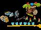 Đồ Chơi Lego chima Banana Bash 70136
