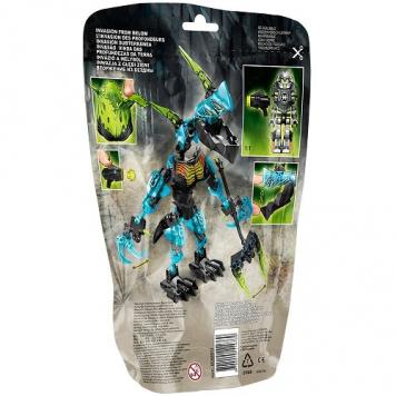 Đồ chơi Lego Hero Factory 44026 – Đối đầu quái vật thủy tinh