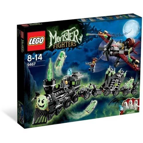 Đồ chơi Lego Monster Fighters 9467  – Chuyến tàu ma